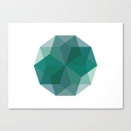 Shapes 011 Canvas Print