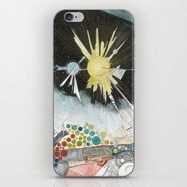 Exploration: The Sun iPhone Skin