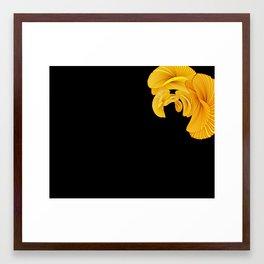Datadoodle Gold Framed Art Print
