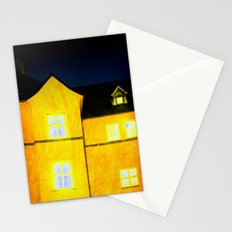 One cold night in Bergen 01 Stationery Cards