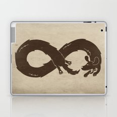 The Infinite Chase Laptop & iPad Skin