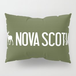 Nova Scotia Moose Pillow Sham