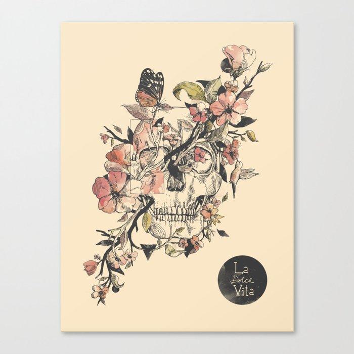 La Dolce Vita Canvas Print