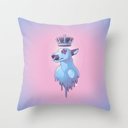 BULL-TERRIER Throw Pillow