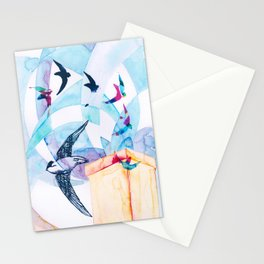 Chimney Divers Stationery Cards