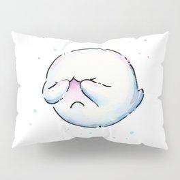 Shy Ghost Pillow Sham