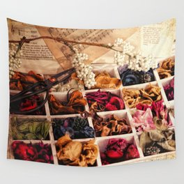 Gatherings Wall Tapestry