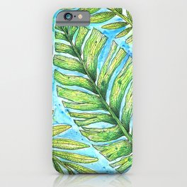 Tropical Healing iPhone Case