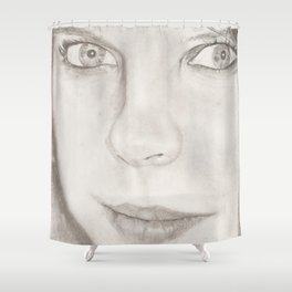 CONNIE Shower Curtain