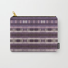 Quilt Top - Antique Twist Carry-All Pouch