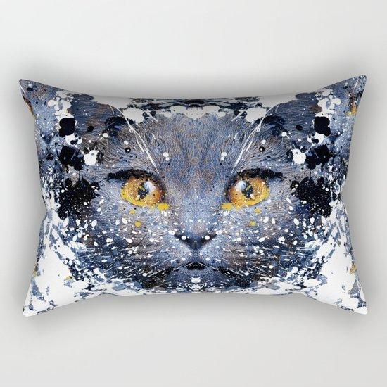 British Shorthair Rectangular Pillow