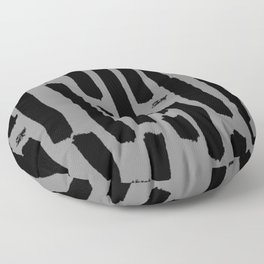 Shouts to the emptyness Floor Pillow