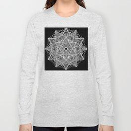 Untitled I (black) Long Sleeve T-shirt