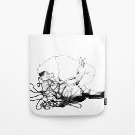 perfect bound Tote Bag