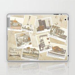 vintage tel aviv Laptop & iPad Skin