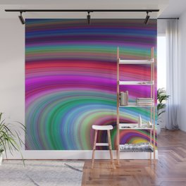 Colorful Lust Wall Mural
