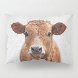 Cow 2 - Colorful Pillow Sham