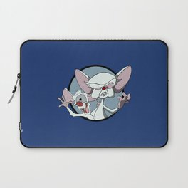 Pinky and the Brain Laptop Sleeve