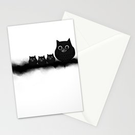 owl 540 Stationery Cards