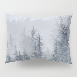 Early moorning... Into the woods Pillow Sham