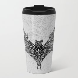 Swirly Bat Travel Mug