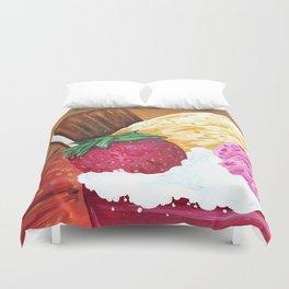 Ice Cream Dream Duvet Cover