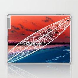 Surf Dragon Laptop & iPad Skin