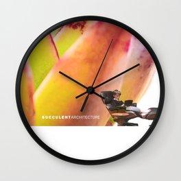 eames lounging Wall Clock