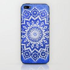 okshirahm, blue crystal iPhone & iPod Skin