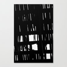 Leakage Canvas Print