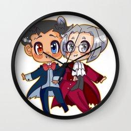 Naurmitsu - Halloween Wall Clock