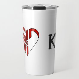 I 'heart' KSA Travel Mug