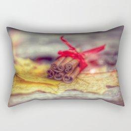 last good buy to this autumn Rectangular Pillow