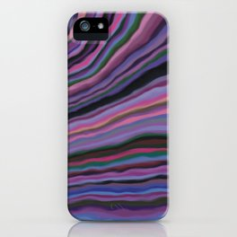 Mineralicious~Amethyst iPhone Case