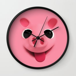 Rosa FULL Wall Clock