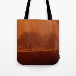 Fog 5 Tote Bag