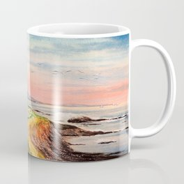 Pebble Beach Golf Course 7th Hole Coffee Mug