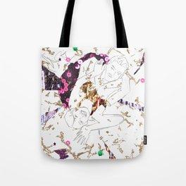 Confetti Jazz Tote Bag