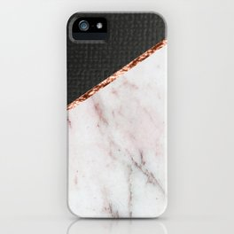 Marble fashion texture iPhone Case