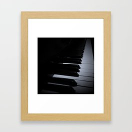 Long Keys Framed Art Print