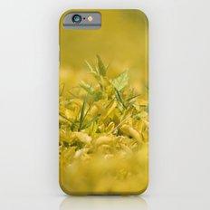 Yellow, Yellow, Super Fellow iPhone 6s Slim Case