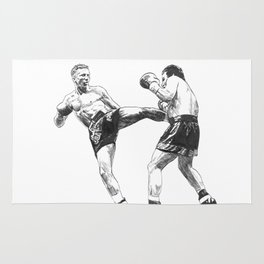 "Ramon ""The Diamond"" Dekkers Rug"