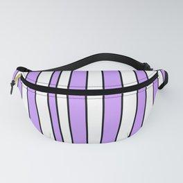 Strips 8-line,band,striped,zebra,tira,linea,rayas,rasguno,rayado. Fanny Pack