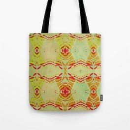Lime Shine Tote Bag