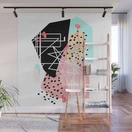Pretty Accident Wall Mural