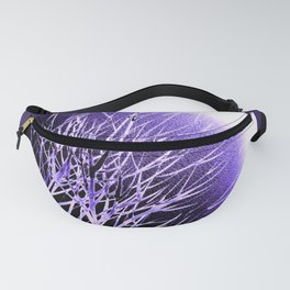 THE UltraViolet MOON Fanny Pack