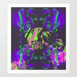 二C Art Print