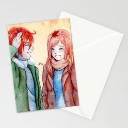 Mamebo's Autumn Stationery Cards