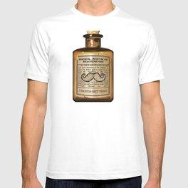 Magical Mustache Rejuvinator T-shirt