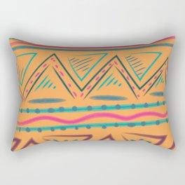 just it Rectangular Pillow